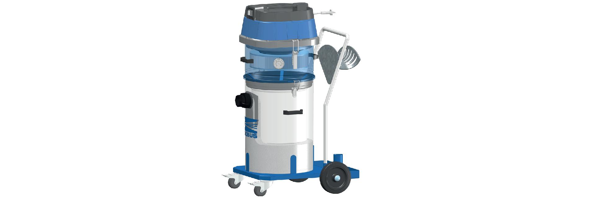 Elektrosauger DES 207 EPS H für Eichenprozessionsspinner