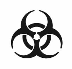 Feinstaub Symbol 250x238