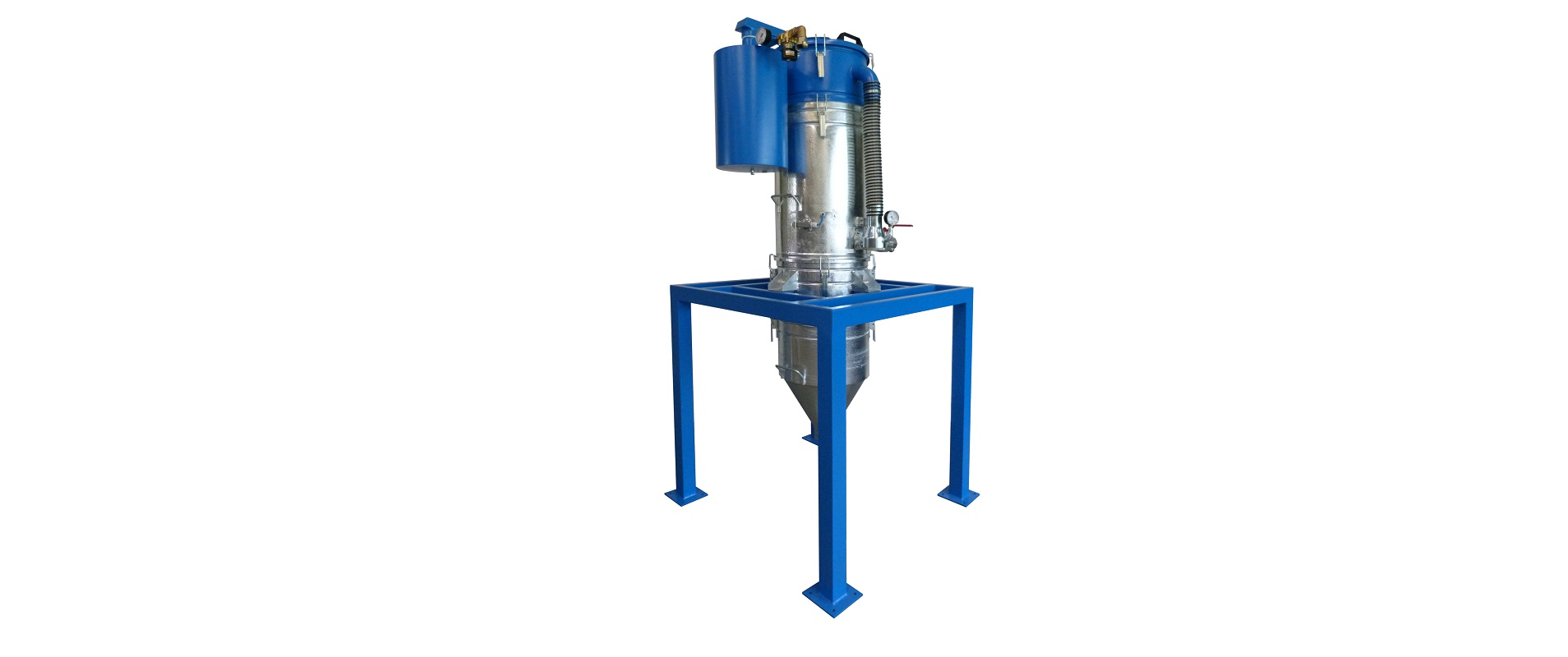 Druckluftsauger DDS 119-Silo-Reclean-H-ATEX